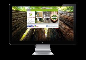 Evabois.fr - Création de site internet à Pouzauges 85700