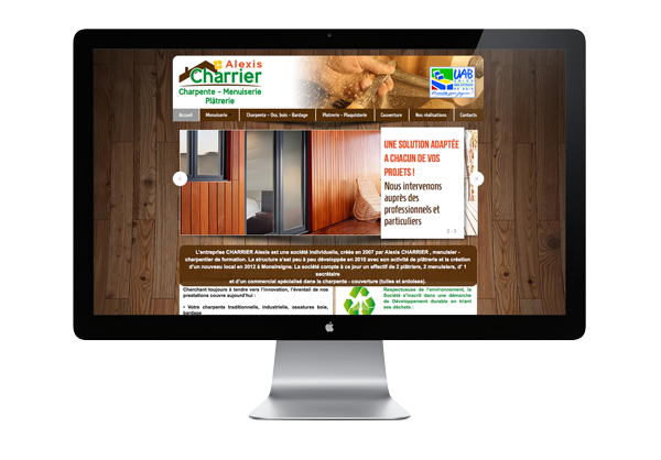 Site internet - Communication