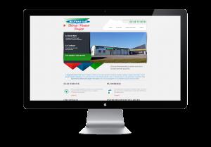 Site internet - Publicité à La Chataigneraie