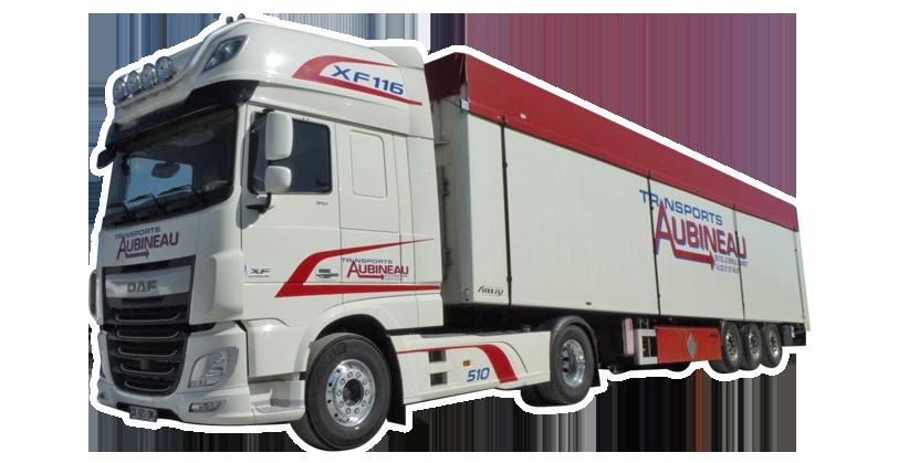 Décoration de Véhicule • Transports Aubineau