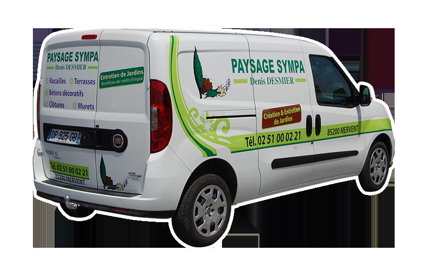 Paysage sympa procom probureau for Agence format paysage