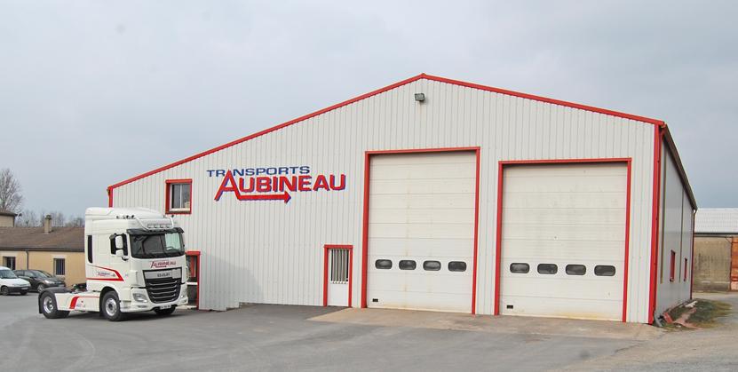 Décoration de Bâtiment • Transports Aubineau