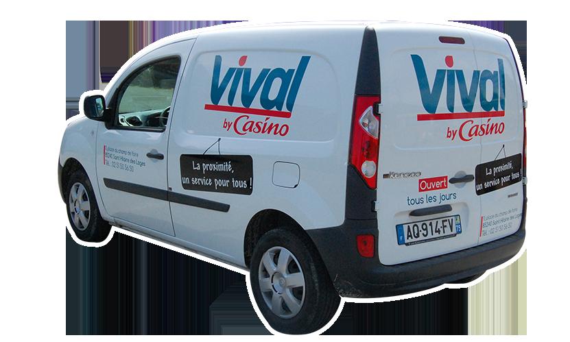 Décoration de Véhicule • Vival